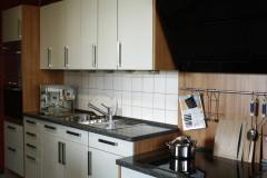 Musterausstellung, Küchenanfertigung, Holztechnik Tischlerei Heine