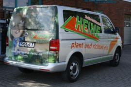 Betrieb Tischler Heine, Holztechnik Nordsehl, Einrichtungsgegenstand Anfertigung