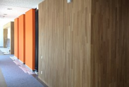 Komplettlösung, Büroraum Anfertigung, Holztechnik Heine